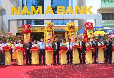 Nam Á Bank}