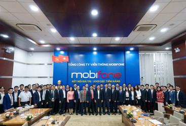 Trung Tâm Quản Lý, Điều Hành Mạng (NOC) - Chi Nhánh Tổng Công Ty Viễn Thông Mobifone}