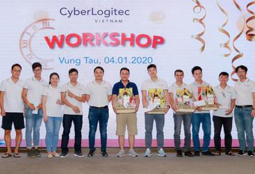 CyberLogitec Vietnam Co., Ltd.}