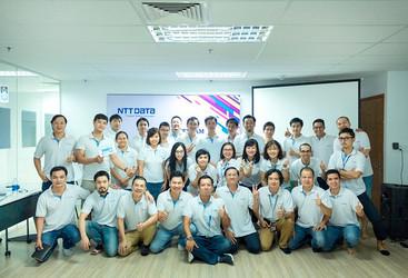 NTT DATA Vietnam}
