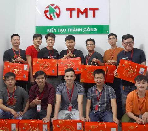Công ty CP Công nghệ Trường Minh Thịnh